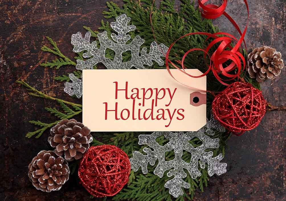 happy Holidays from Ballyhoo MAaketing