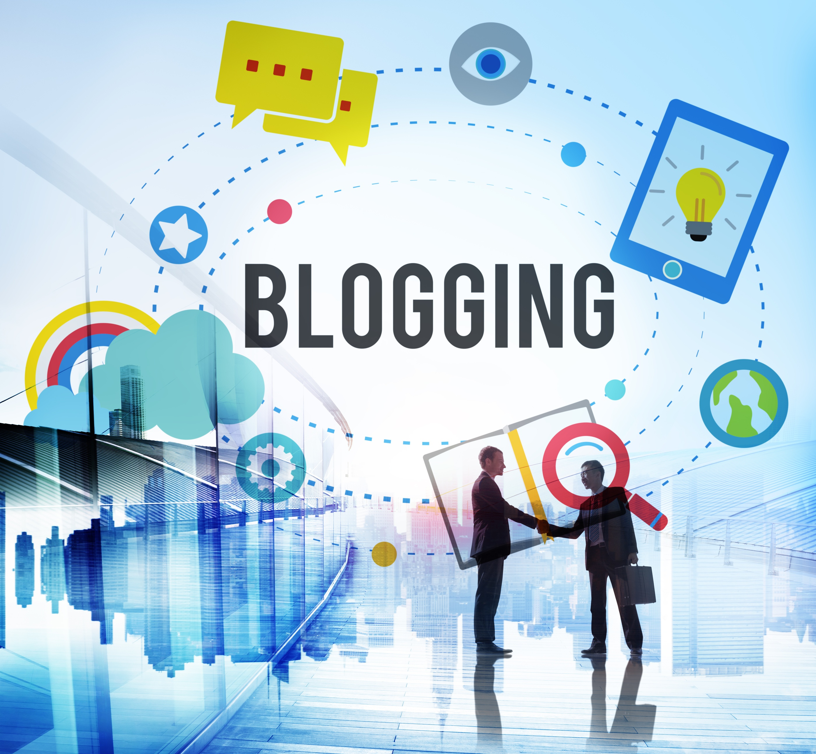 Why Should Small Businesses Blog?