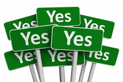 The Cost of Saying Yes: Defining your Ideal Client